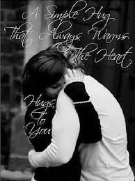 a simple hug