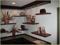 Arranging Floating Shelves