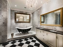 inspiration bathroom chandeliers