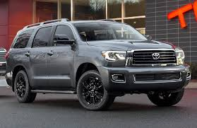 2018 toyota vehicles.  toyota 2018 toyota sequoia trd sport front quarter right photo and toyota vehicles