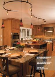 above eat in kitchen with tech lighting antique bronze two circuit monorail with tortoise s ovation pendants with iron wrap accessories and 3 aero