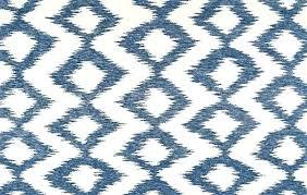 blue ikat rug ivory sea blue area rug