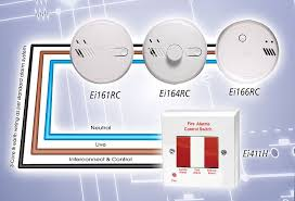 aico launches new carbon monoxide alarms the self builder the how to replace a hardwired smoke detector at Wiring Diagram For Mains Smoke Alarms