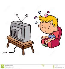 tv clipart. toddlers watching tv clip art tv clipart