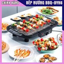 Bếp nướng điện không khói vỉ nướng điện bếp nướng điện mini bếp nướng điện  đa năng chính hãng bảo hành 12 tháng - Lò vi sóng