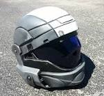 How to make a wearable odst helmet