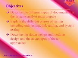 Top Down Design Advantages Systems Analysis Design Ppt Download