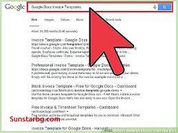 Sign Up Sheet Template Google Docs Image Titled Make A Sheet On Google Docs Step 2 How To