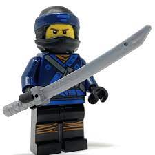 Jay (Ninjago Movie) - LEGO Ninjago Minifigure (2017) – The Brick Show Shop