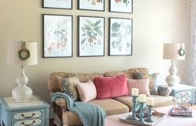 Vintage Living Rooms