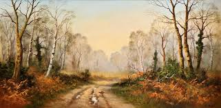 Lot 116 - 'Autumn Mist' by Wendy Reeves (b.1945)   Morgan O'Driscoll