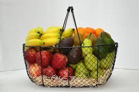 photo fruit gift basket indulge