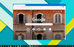new tab page background image on Chrome ...