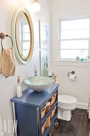 Remodeling A Bathroom On A Budget Extraordinary DIY Budget Bathroom Renovation Reveal Beautiful Matters