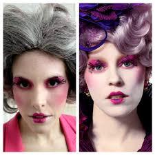 behind the scenes at our makeup tutorial shoot effie trinket