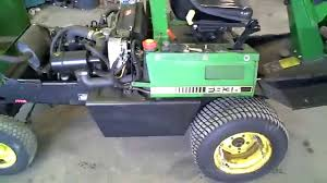 lot 1944a john deere f935 front mount mower tear down lot 1944a john deere f935 front mount mower tear down