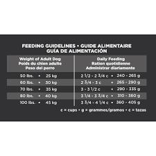 Eukanuba Large Breed Puppy Feeding Chart Eukanuba Adult Large Breed Lamb And Rice Formula Dry Dog