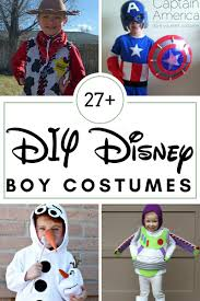 27 diy disney boy costumes make a fun costume for your little boy to