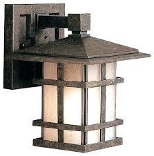 craftsman outdoor lighting sears lamp posts