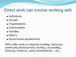 Presentation What Is Social Work