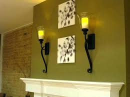 tuscan candle holder candles candle holders image of wall decor ideas sconces modern candle holders