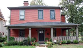Craftsman Exterior Paint Color Combinations For Small Homes With - Home exterior paint colors photos