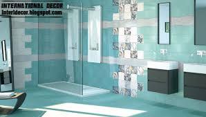 bathroom tiles designs gallery. Wonderful Designs Turquoise Bathroom Decor Ideas Contemporary Tile  Designs Ideas And Tiles Gallery