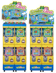 Tubz Vending Machines For Sale Best SqwishLand Toys Travels To Europe Brand Vending Products