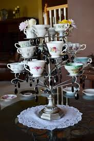 Tea Cup Display Stand Madison Makes How to display tea cups 9