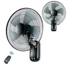 Wall Mount Fan With Remote Control Enchanting Remote Control Oscillating Fan Escellinternational