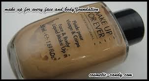 make up for ever paris face and body liquid foundation jpg