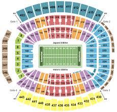 Tiaa Bank Field Tickets Jacksonville Fl Event Tickets Center