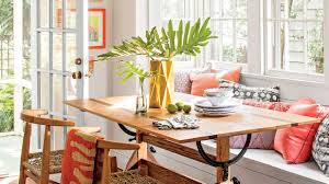Southern Living Kitchens 10 Colorful Ideas For Small House Design Southern Living