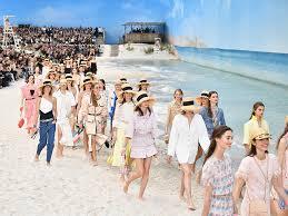 أسبوع الموضة عبر انستقرام من عروض أسبوع الموضة لربيع وصيف