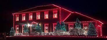 lighting decorating ideas. Christmas Lighting Ideas Outdoor. Interior Baby Nursery Cool Elegant Outdoormas Lights Decorating In July Decorations
