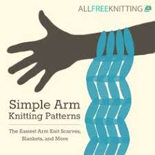 Arm Knitting Patterns Gorgeous 48 Best How To Arm Knit Tutorials And Patterns Images On Pinterest