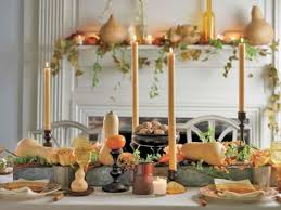 Thanksgiving Home Decoration Ideas