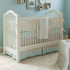 Pale Blue Bedroom Bedroom Pale Blue Dots And Chevron Baby Bedding Ideas Chevron