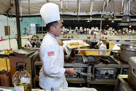 u s department of defense photo essay  air force staff sgt ghil medina assigned to the pentagon culinary arts team