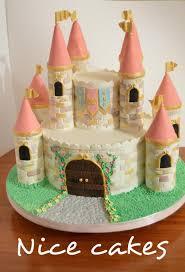 Princess Castle Cake By Nice Cakes Cakes Cake Decorating Daily