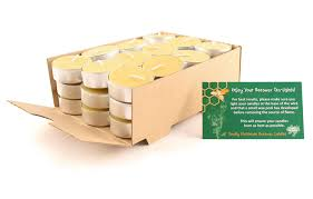 Amazon Com Toadily Handmade Beeswax Candles 72 Hand Poured
