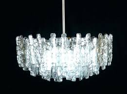 teardrop shaped crystal chandelier dramatic gold plated 1 lighting