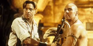 It's like a computer algorithm designed a man that would appeal to as many people as possible. Brendan Fraser Might Be Returning For New Mummy Tv Show