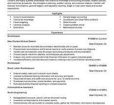 Resume Bullet Points Impressive Resume Bullet Points 28 X 28 28 28 Bookkeeper Resume Templates