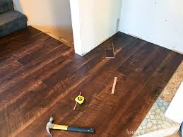 I Never Realized How Easy It Was To Install Laminate Flooring! Find Out How  To