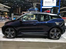 2018 bmw electric cars. exellent bmw the bmw i3 has always been a sporty electric vehicle with typical  dynamics in good part to its rearwheel drive lay out even chose highlight the  for 2018 bmw cars t