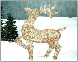 reindeer outdoor decorations reindeer decorations outdoor light up reindeer outdoor idea reindeer and sleigh outdoor lights