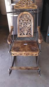 147 best Antique Wooden Rockers images on Pinterest   Chairs ...