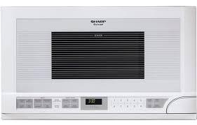 sharp over the range microwave. sharp r-1211 1-1/2-cubic feet 1100-watt over-the-range microwave over the range 1