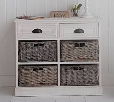 hall cabinets furniture. A Hallway Storage Unit With Baskets And Drawer. Hall Furniture From The White Lighthouse Cabinets L